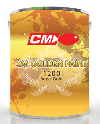 CM Golden Paint