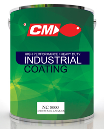 CM NC 8000/ Industrial Lacquer